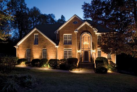 Wonderful Outdoor Accent Lighting For House And Home
